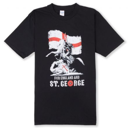 For England and St George T-shirt